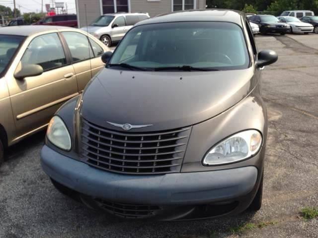 2001 Chrysler PT Cruiser for sale at Royal Motors - 3353 North Holland Sylvania Road Lot in Toledo OH