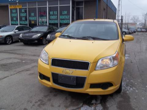 Chevrolet Aveo For Sale In Ohio Carsforsale