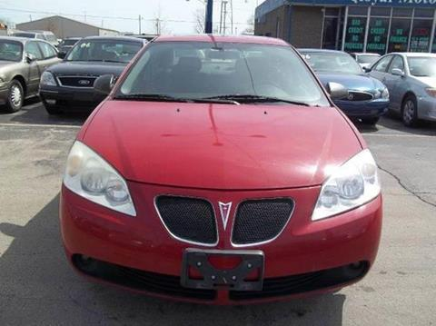 2007 Pontiac G6 for sale in Toledo, OH