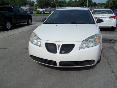 2007 Pontiac G6 for sale in Toledo, OH