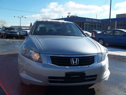 2010 Honda Accord for sale in Toledo, OH