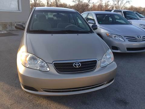 2008 Toyota Corolla for sale at Royal Motors in Toledo OH