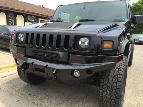 2005 HUMMER H2 for sale at LUXURY IMPORTS AUTO SALES INC in North Branch MN