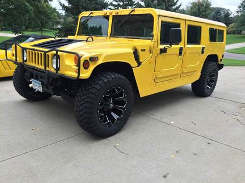 1994 HUMMER H1 for sale at LUXURY IMPORTS AUTO SALES INC in North Branch MN