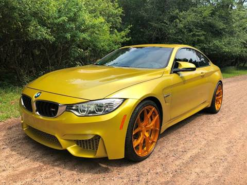 Used Bmw M4 >> 2016 Bmw M4 For Sale In North Branch Mn