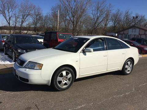 2001 Audi A6 for sale at LUXURY IMPORTS AUTO SALES INC in North Branch MN