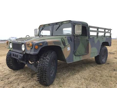 1991 HUMMER H1 for sale at LUXURY IMPORTS AUTO SALES INC in North Branch MN