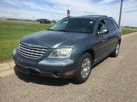 2005 Chrysler Pacifica for sale at LUXURY IMPORTS AUTO SALES INC in North Branch MN