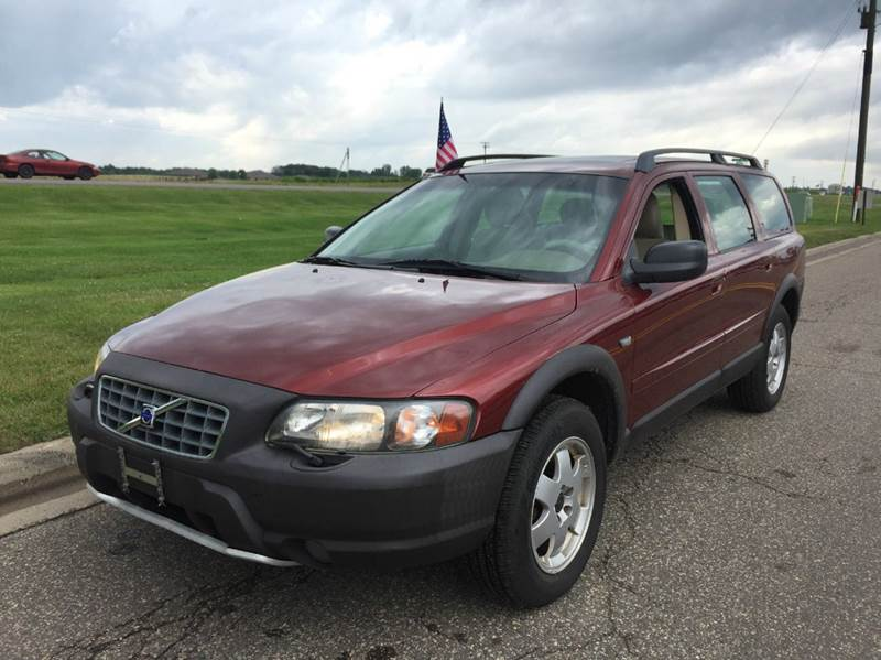 2002 Volvo Xc Base Awd 4dr Turbo Wagon In North Branch Mn Luxury