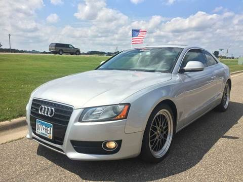 2008 Audi A5 for sale at LUXURY IMPORTS AUTO SALES INC in North Branch MN