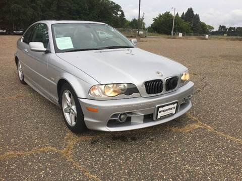2000 BMW 3 Series for sale at LUXURY IMPORTS AUTO SALES INC in North Branch MN