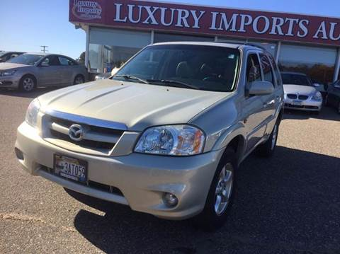 2005 Mazda Tribute for sale at LUXURY IMPORTS AUTO SALES INC in North Branch MN
