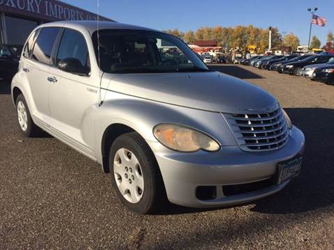 2006 Chrysler PT Cruiser for sale at LUXURY IMPORTS AUTO SALES INC in North Branch MN