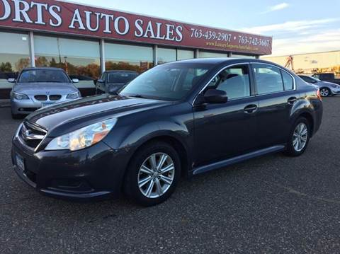 2011 Subaru Legacy for sale at LUXURY IMPORTS AUTO SALES INC in North Branch MN