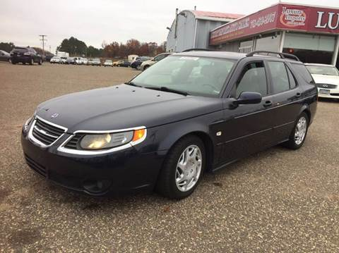 2006 Saab 9-5 for sale at LUXURY IMPORTS AUTO SALES INC in North Branch MN