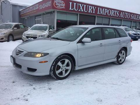 2004 Mazda MAZDA6 for sale at LUXURY IMPORTS AUTO SALES INC in North Branch MN
