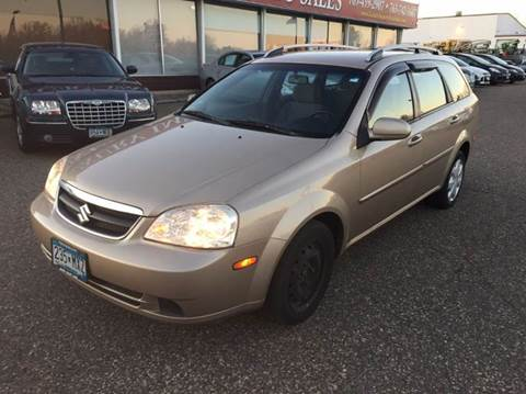 2006 Suzuki Forenza for sale at LUXURY IMPORTS AUTO SALES INC in North Branch MN
