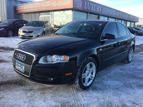 2006 Audi A4 for sale at LUXURY IMPORTS AUTO SALES INC in North Branch MN