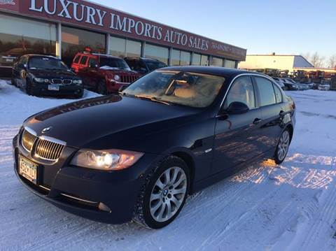2007 BMW 3 Series for sale at LUXURY IMPORTS AUTO SALES INC in North Branch MN