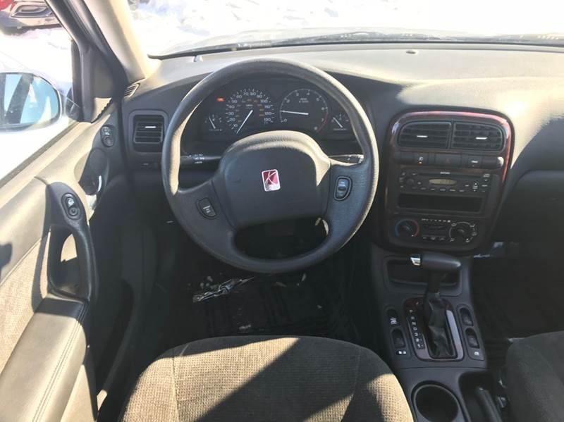 2002 Saturn L Series L200 4dr Sedan In North Branch Mn Luxury