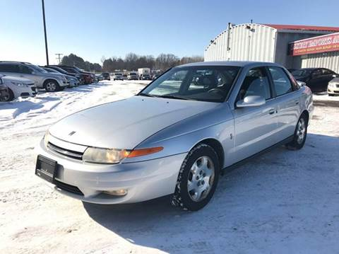 2002 Saturn L-Series for sale at LUXURY IMPORTS AUTO SALES INC in North Branch MN