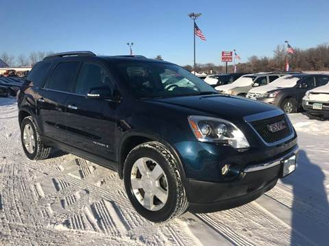 2007 GMC Acadia for sale at LUXURY IMPORTS AUTO SALES INC in North Branch MN