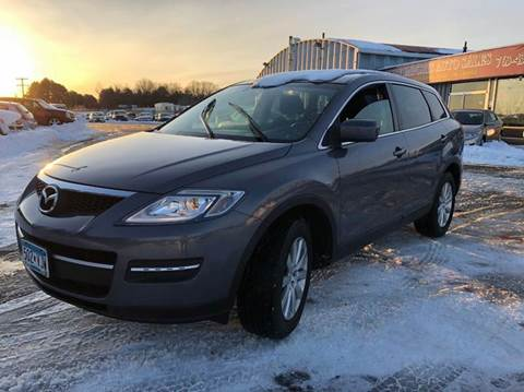 2007 Mazda CX-9 for sale at LUXURY IMPORTS AUTO SALES INC in North Branch MN