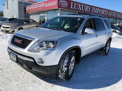 2009 GMC Acadia for sale at LUXURY IMPORTS AUTO SALES INC in North Branch MN