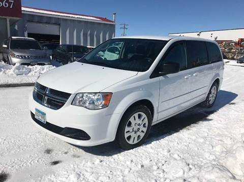 2014 Dodge Grand Caravan for sale at LUXURY IMPORTS AUTO SALES INC in North Branch MN