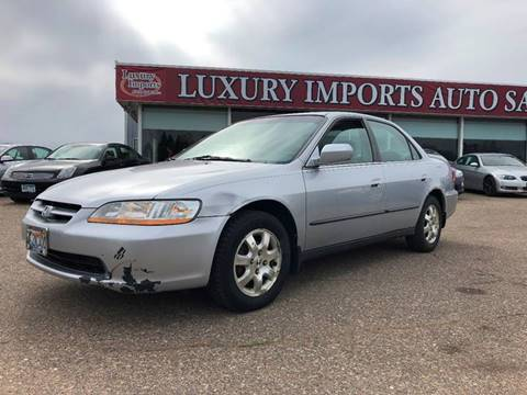 1999 Honda Accord For Sale In North Branch, MN