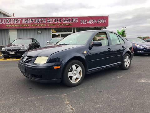 1999 Volkswagen Jetta for sale in North Branch, MN