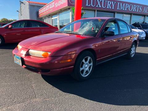 91fe2cc7a88d Used Saturn S-Series For Sale in Minnesota - Carsforsale.com®