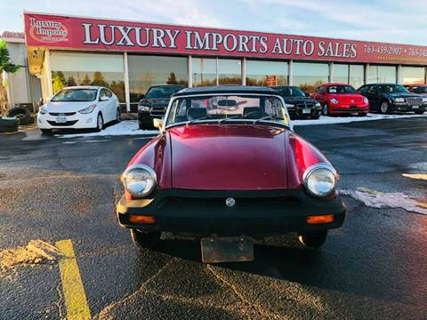 Mg Auto Sales >> Mg Used Cars Pickup Trucks For Sale North Branch Luxury Imports Auto