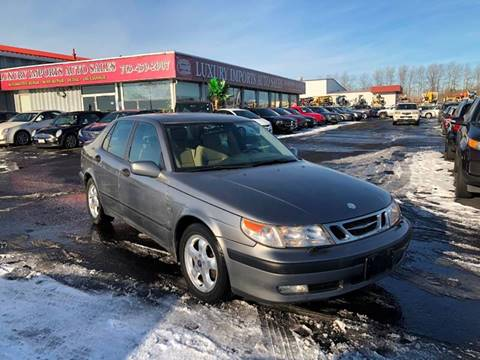 2001 Saab 9-5 for sale in North Branch, MN
