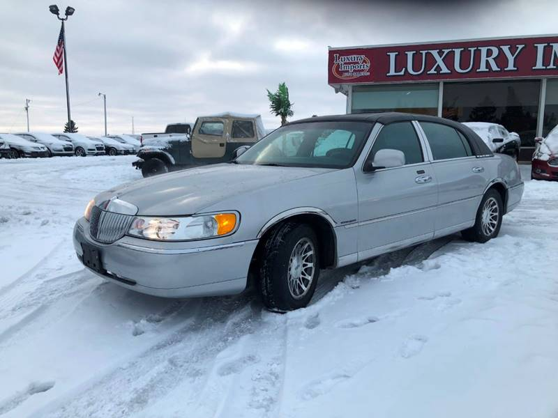 Luxury Imports Auto Sales Inc Used Cars North Branch Mn Dealer