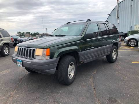 1996 Jeep Grand Cherokee for sale in North Branch, MN