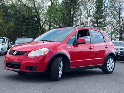 2011 Suzuki SX4 Crossover for sale in North Branch, MN