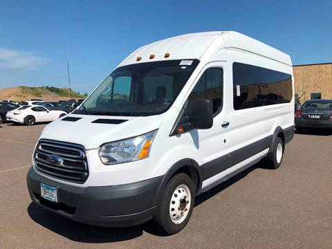 2017 Ford Transit Passenger for sale in North Branch, MN