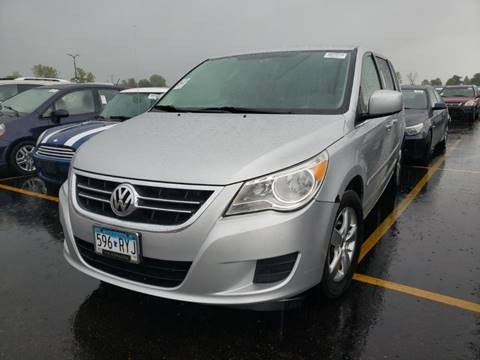 2009 Volkswagen Routan for sale in North Branch, MN
