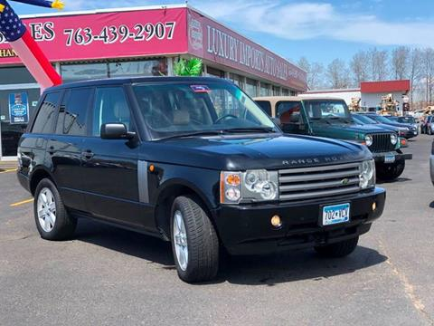 2004 Land Rover Range Rover for sale in North Branch, MN