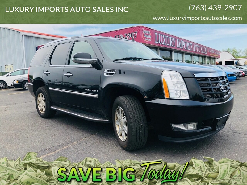Kennys Auto Sales >> Luxury Imports Auto Sales Inc Used Cars North Branch Mn