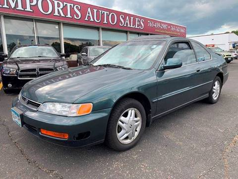 1997 Honda Accord for sale in North Branch, MN