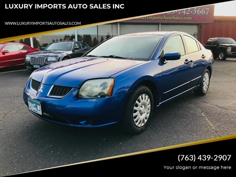2006 Mitsubishi Galant for sale in North Branch, MN