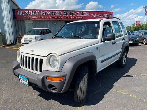 2004 Jeep Liberty for sale in North Branch, MN