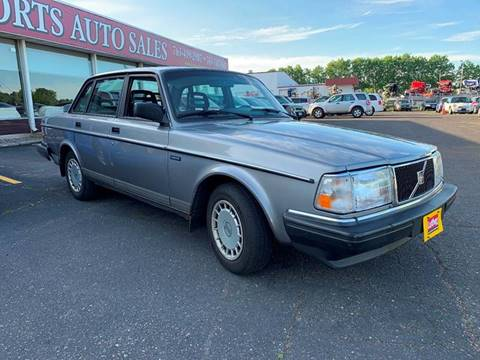 1993 Volvo 240 for sale in North Branch, MN