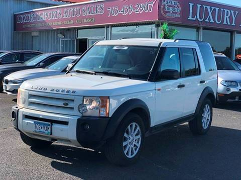 2007 Land Rover LR3 for sale in North Branch, MN