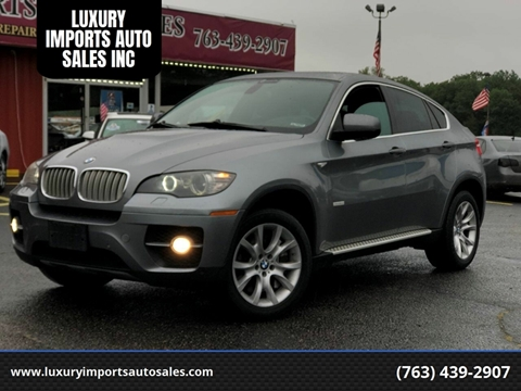 2010 BMW ActiveHybrid X6 for sale in North Branch, MN
