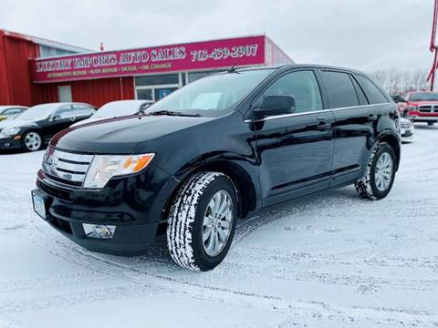2008 Ford Edge for sale in North Branch, MN