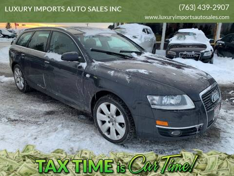 2006 Audi A6 allroad for sale at LUXURY IMPORTS AUTO SALES INC in North Branch MN
