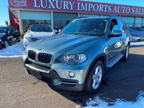 2010 BMW X5 xDrive30i for sale at LUXURY IMPORTS AUTO SALES INC in North Branch MN
